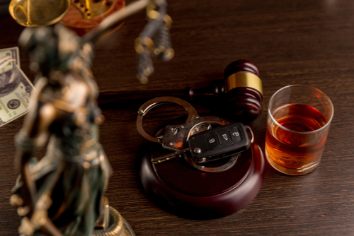 dui during holiday