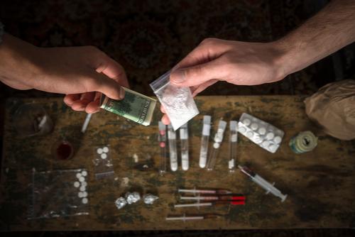 drug crime in texas